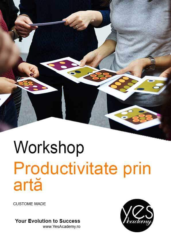 training productivitate