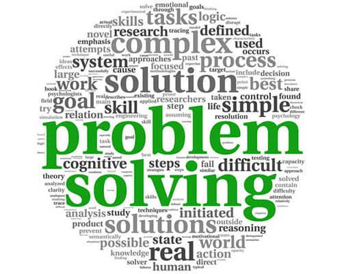 rezolvarea problemei