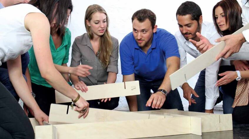 teambuilding teamstack