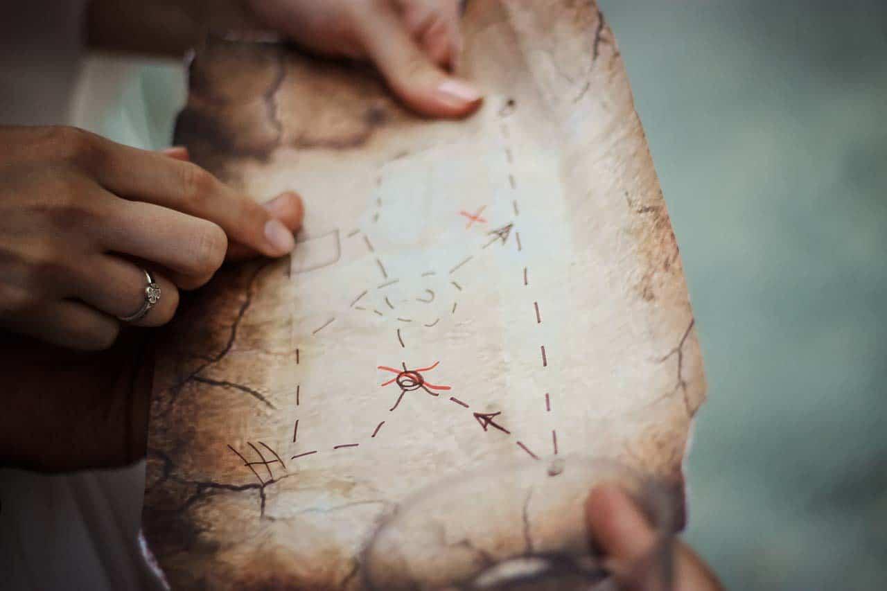 imagine team building cu treasure hunt adventure la bucuresti