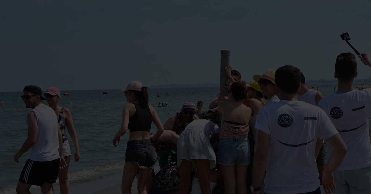 beach day team building la mare cu yes academy si echipa imagine 1200x628